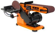 "WEN 6"" Disc/Belt Bench Sander Power Tool Corded 120-Volt 3.2-Amp 4"" x 36"" 6500"