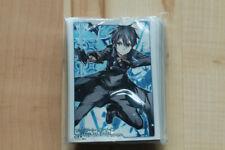 Bushiroad Sleeve Collection HG Vol.458 Sword Art Online SAO Kirito 58ct Used