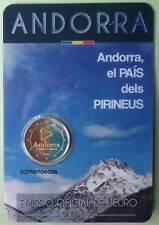 Andorra 2 Euro Gedenkmünze 2017 Pyrenäen CoinCard Euromünze commemorative coin