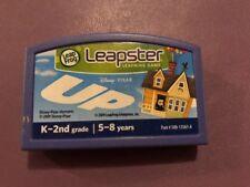 LeapFrog Leapster DISNEY PIXAR UP Learning Game Cartridge