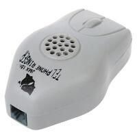 Grey Loud Telephone Ring Amplifier Ringer S8O2