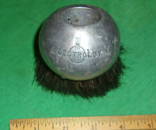 Early Electrolux Aluminum Dust Brush Upholstry Attachment 1930s Clean! Nice!