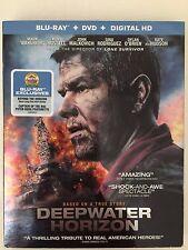 DEEPWATER HORIZON (Blu-ray/DVD, 2016, Digital HD Ultraviolet Copy)