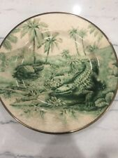 Pottery Barn Sabyasachi Plates  Alligator 9 inch  Multiple Available