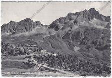 BRESCIA PONTE DI LEGNO 61 - I FRATI CASTELLACCIO Cartolina VIAGGIATA 1952