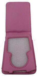 Ipod Nano Luxury Leather Flip Protective Skin Cover Case 3rd Gen NEW PINK