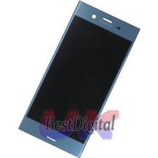 D'origine vitre Tactile Ecran LCD pour Sony Xperia Xz1 G8341 G8342 G8343 Bleu