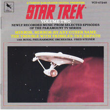 Star Trek, Vol. Two: Newly Recorded Music from Selected Episodes, 1986 CD NEW~!!