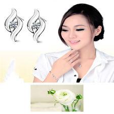 Beautiful And Hot 925 Silver High-grade Earrings Retro Earring Stud Earrings