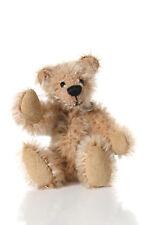 """World Of Miniature Bears Dollhouse  4"""" Mohair Pellet Bear #5057 Nutmeg"""