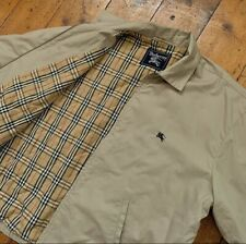 Vintage Burberry Quilted Harrington Jacket