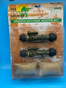 """Ultimate Soldier 12"""" 1/6 Scale Modern AT-4 ANTI-TANK WEAPON SET New"""