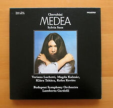 Cherubini Medea Sylvia Sass Gardelli 3xLP STEREO Hungaroton SLPX 11904-06 NM/EX