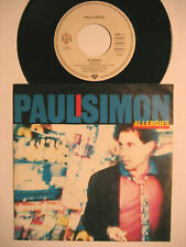 "PAUL SIMON ""ALLERGIES / THINK TOO MUCH"" - 7"" VINYL SINGLE"