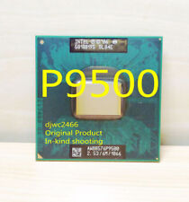 Intel Core 2 Duo P9500 (SLB4E) 2.53GHz / 6M / 1066 MHz / Notebook processor