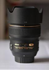 Nikon Nikkor AF-S 35 mm f1.4 G