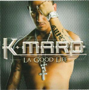 K-MARO ~ LA GOOD LIFE - FEMME LIKE U - CRAZY - VIP - CRAZY - SHINE - CD 13 TITRE
