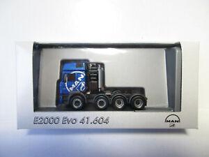 HERPA CAMION MAN E2000  - éch 1/87
