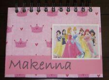 Personalized Disney Autograph & Photo Book - Princess