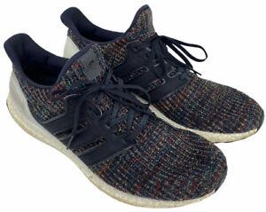 Men's Adidas Ultra Boost 3.0 Size 12 Multicolor CG3004 Men's Running Sneakers
