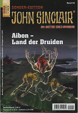JOHN SINCLAIR SONDEREDITION Nr. 54 - Aibon - Land der Druiden - Jason Dark