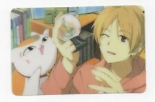 Natsume Yuujinchou Natsume's Book of Friends Anime Sticker Official Merchandise