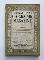 National Geographic Magazine - May 1926 - The Ashley River And It's Gardens