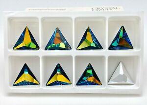 Sahara 25mm Swarovski ASYMMETRIC Triangle Swarovski Fancy Stone
