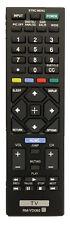 GHYREX New Remote RM-YD092 For Sony TV KDL-65X830B, XBR-70X850B, KDL-46HX756