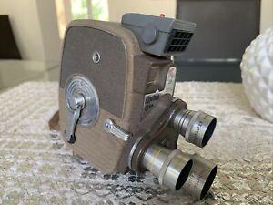 Keystone 8mm 26 Camera with Lenses
