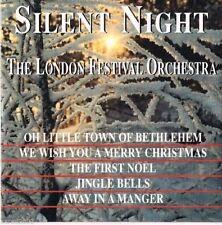 SILENT NIGHT - LONDON FESTIVAL ORCHESTRA - CD (1996) 18 TRACKS / CARD SLEEVE