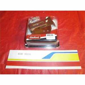 Edelbrock 8036 Throttle Cable Bracket Chevy Throttle Bracket