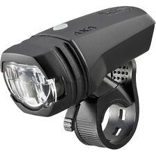 AXA Scheinwerfer Greenline 50 Lux LED schwarz USB-Kabel f. Fahrrad Beleuchtung
