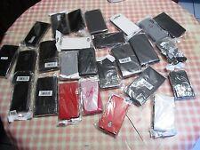 Lot de 26 housses de téléphone portable, smartphone et autres de belle qualité