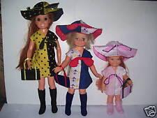 NG Creations Sew Pattern #72 Two Tone Dress fits Crissy Velvet Cinnamon Dolls