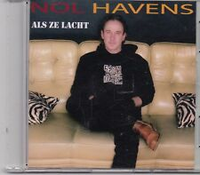 Nol Havens-Als Ze Lacht Promo cd single