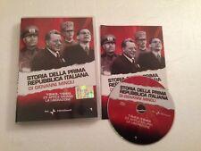 DVD FILM / Storia della prima Repubblica italiana 1943-1945 n1