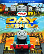 Thomas & Friends - Día Of The Diesels (Blu-Ray Nuevo Azul