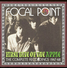 First Bite of the Apple by FOCAL POINT (1960s) Kissing Spell CD W 6 BONUS TRACKS