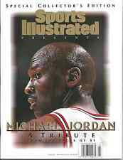 Michael Jordan Tribute Sports Illustrated 1-20-99 Special Collector's Edition