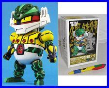 Figura KIT Resina JEEG ROBOT 12cm METAL BOX BOY Metalboy Series Japan MODEL KIT