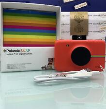 Polaroid Snap Instant Print Digital Camera Touchscreen Display Zink Zero (i2