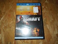 Samuel L. Jackson  Collection NEW DVD Coach Carter / Shaft / Rules of Engagement