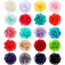 New listing 20 Pieces Dog Collar Flowers Pet Bow Tie Collars For Puppy Grooming Accessories