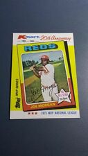 JOE MORGAN 1982 TOPPS K-MART MVP SERIES BASEBALL CARD # 28 B2988