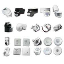 Motion Detecor Different Types Movement Security Light Switch Sensor Pir Outdoor