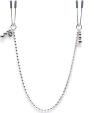 Morsetti per capezzoli Fifty Shades of Grey at My Mercy Chain Nipple Clamps