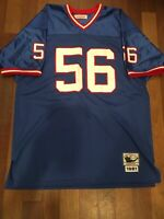 Vintage Mitchell And Ness Taylor Giants Size 56 Jersey Stitched
