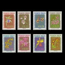 COSTA RICA 1967  SCOTT C443 - C450 COMPLETE SET  MINT CONDITION
