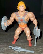 Vintage He-Man Masters Of The Universe Figure 81' Taiwan MOTU 100% Complete Nice